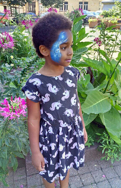 Emilie Marie - Maquillage enfants